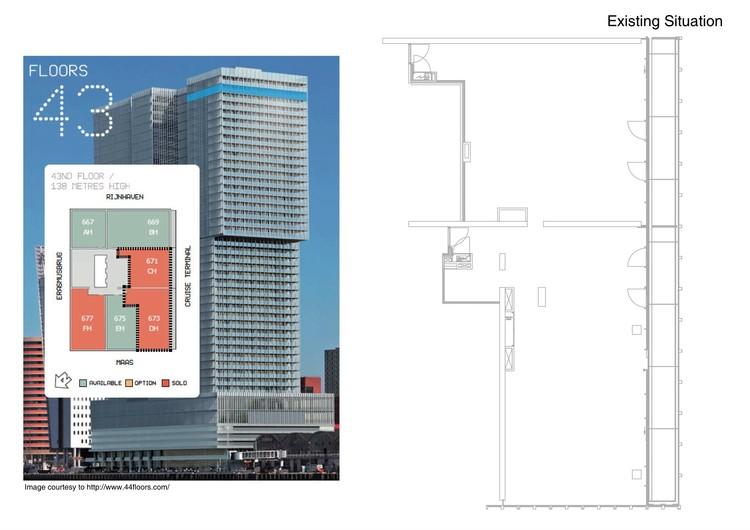 De Rotterdam Suite 123dv Archdaily