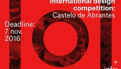 Chamada para o concurso internacional de ideias Castelo de Abrantes