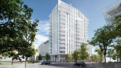 Richard Meier & Partners Designs Waterfront Mixed-Use Building in Hamburg