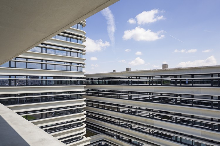 Zurich tag archdaily for Architecture suisse