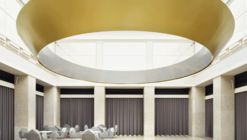 Lobby Renovation for the Bank of Slovenia / SADAR+VUGA
