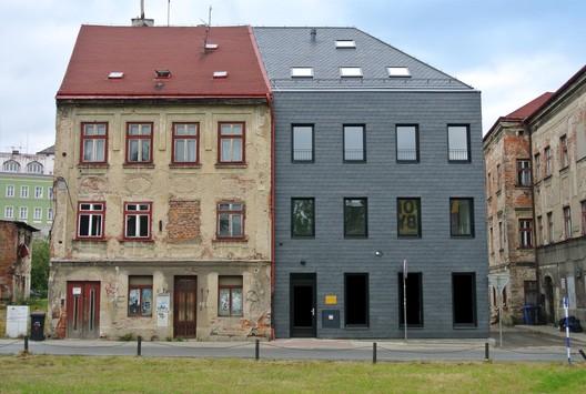 House in Liberec / Stastny Pavel Architekt