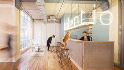 Talent.IO Office  / Vincent & Gloria Architectes
