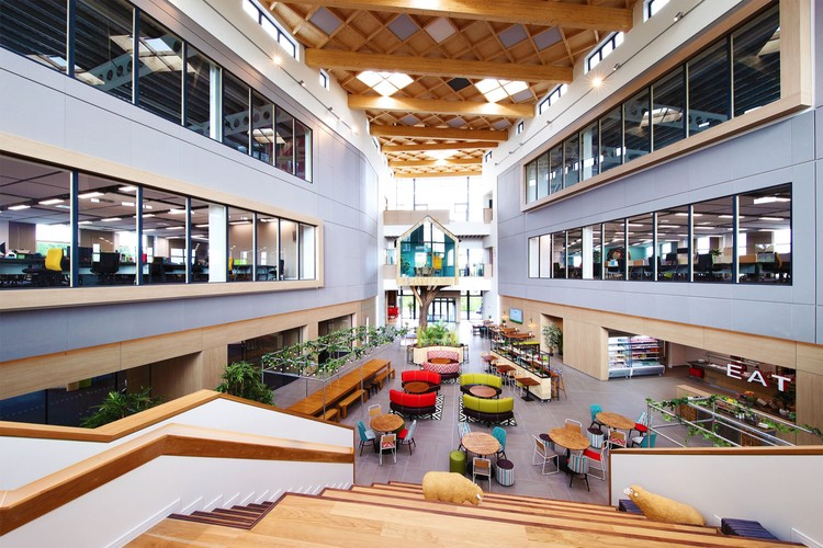 Moneypenny Headquarters / AEW Architects , Courtesy of Moneypenny