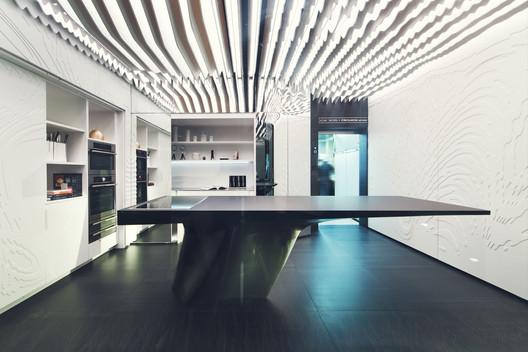 Quique Dacosta's Restaurant  / GG Architects