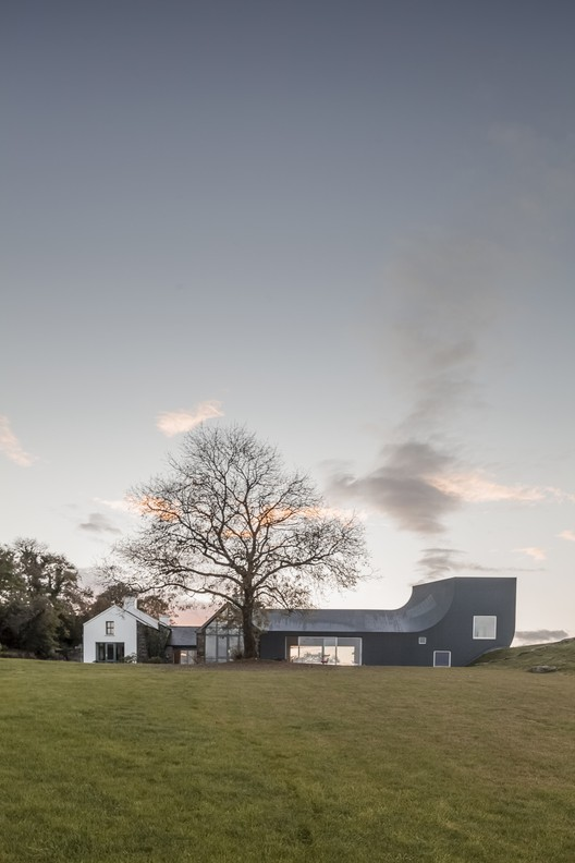 House in Ireland / Markus Schietsch Architekten, © Andreas Buschmann
