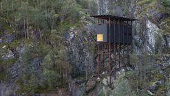 Museu da Mineração Allmannajuvet / Peter Zumthor
