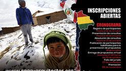 Concurso de Ideas Arquitectónicas 'Refugios contra el friaje en zonas alto andinas'