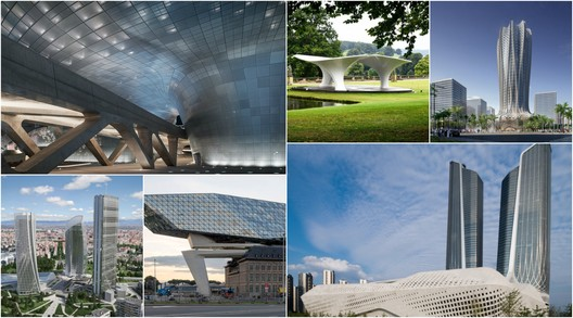 Images by: Virgile Simon Bertrand, Owencn_95, Courtesy of Zaha Hadid Architects, Thomas Mayer, Khoo Guo Jie