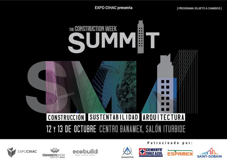 Construction Week Summit en Ciudad de México , Cortesía de Unknown