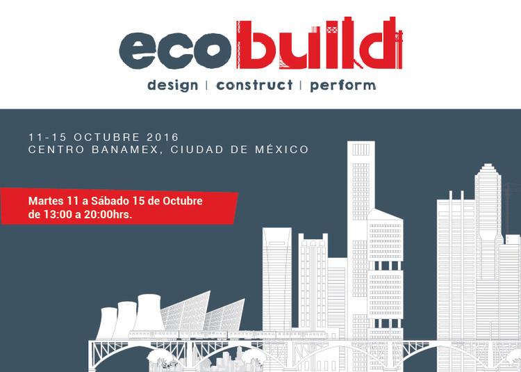 Foro Ecobuild en Ciudad de México , Cortesía de Unknown