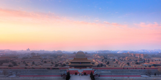 The Forbidden City, Beijing. Image Courtesy of Wikimedia user pixelflake (licensed under CC BY-SA 3.0)