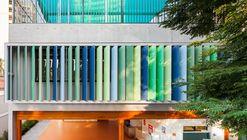 Colegio en Alto de Pinheiros / Base Urbana  + Pessoa Arquitetos