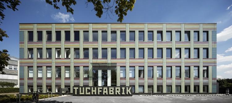 Tuchfabrik / Tchoban Voss Architekten, © Werner Huthmacher