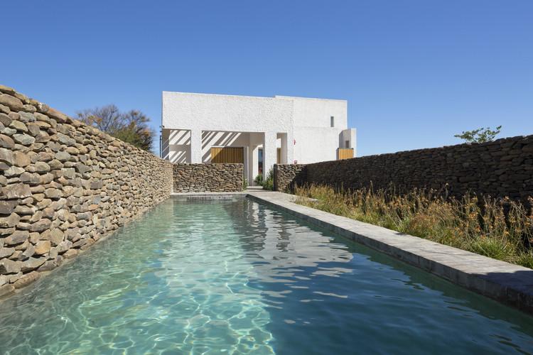 Swartberg House / Openstudio Architects, © Richard Davies
