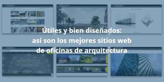 Tiles y bien dise ados as son los mejores sitios web de for Arquitectura sitio web