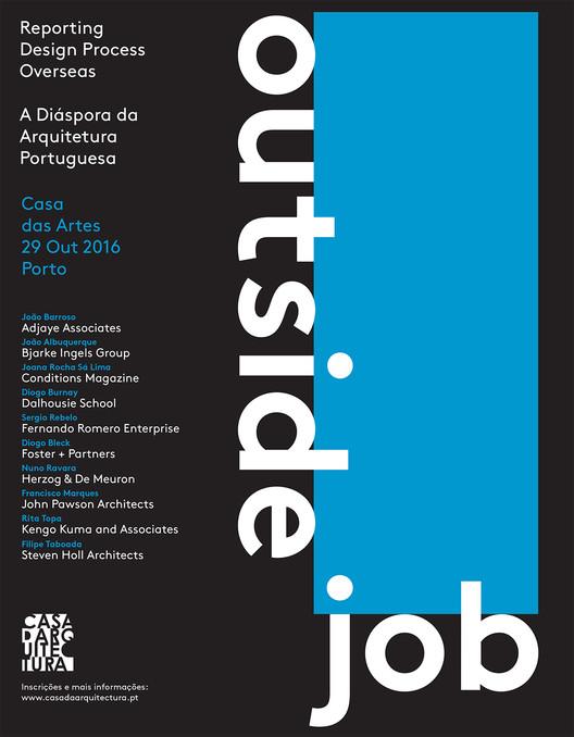 Casa da Arquitectura do Porto reúne arquitetos da diáspora para um ciclo de conferências