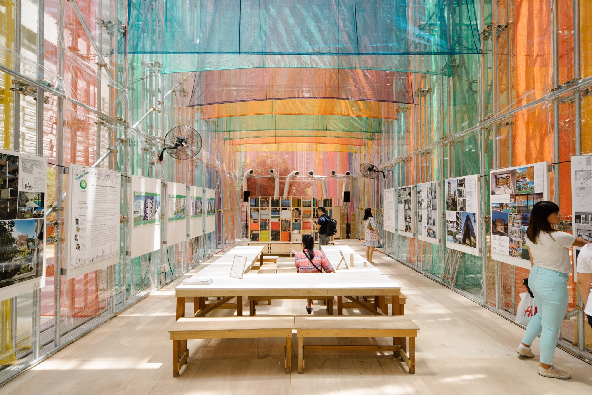 Gallery Of Archifest 2016 Pavilion Dp Architects 17