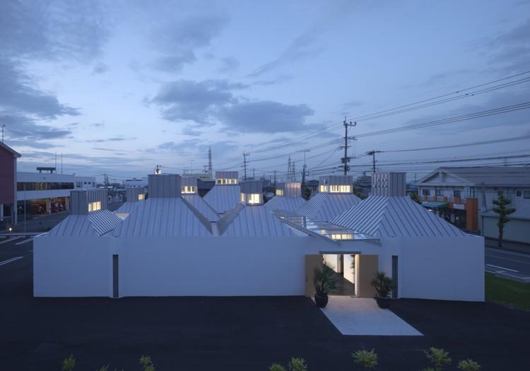 Terraza Hikari / NKS architects, © Kouji Okamoto - Techni Staff