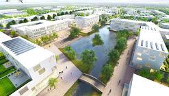 "KCAP & Kunst + Herbert Win Competition for ""Garden City of the 21st Century"" in Hamburg"
