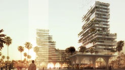 Hamonic+Masson & Associés Envisions a New Casablanca When Redesigning its Financial District