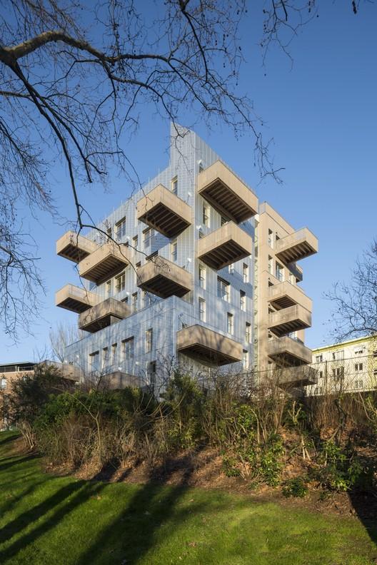 TOTORO / KOZ Architectes, © Hervé Abbadie