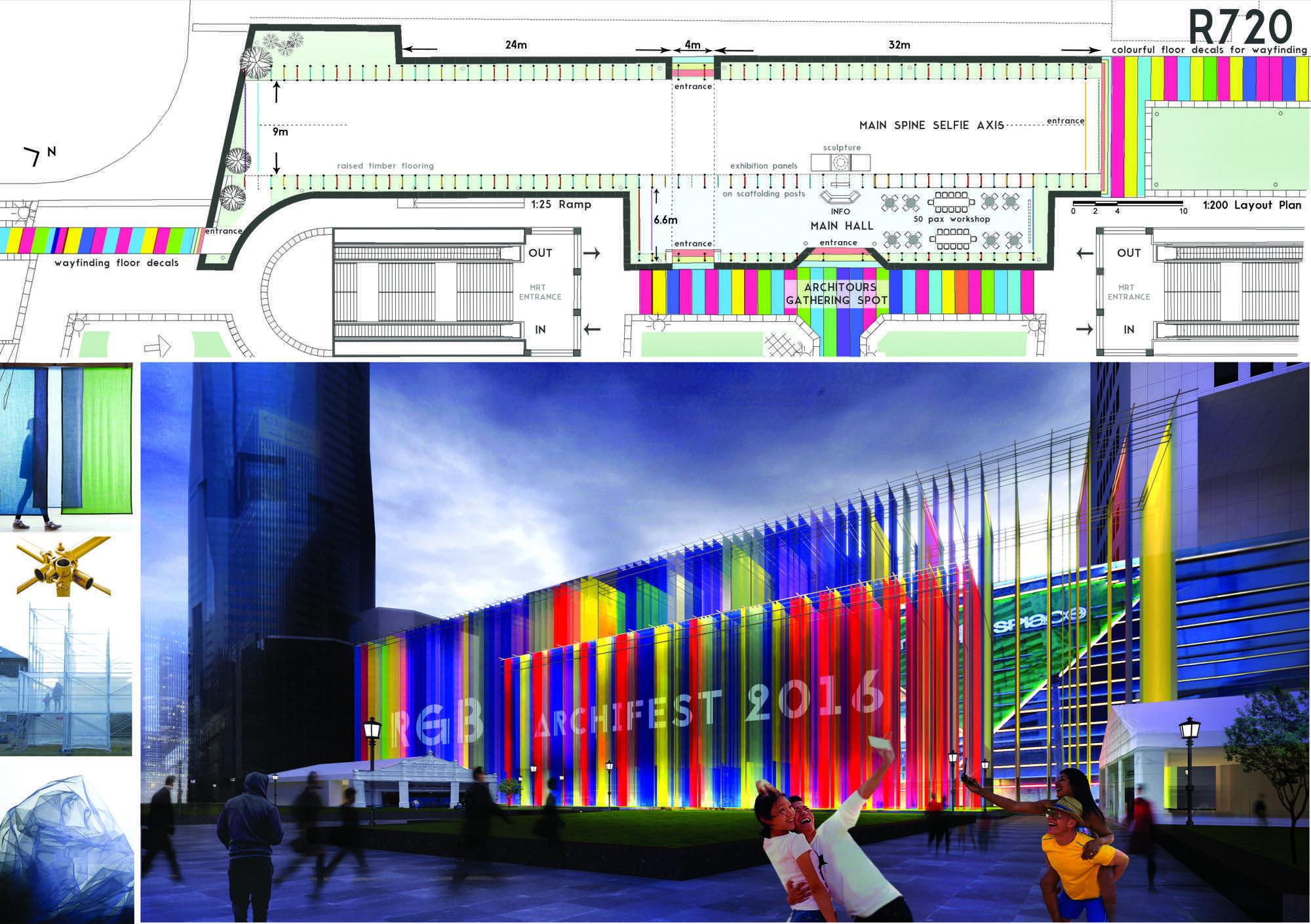 Gallery Of Archifest 2016 Pavilion Dp Architects 52
