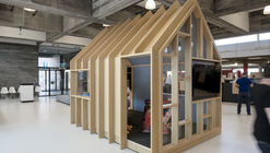 New City Hall / Cnockaert architecture