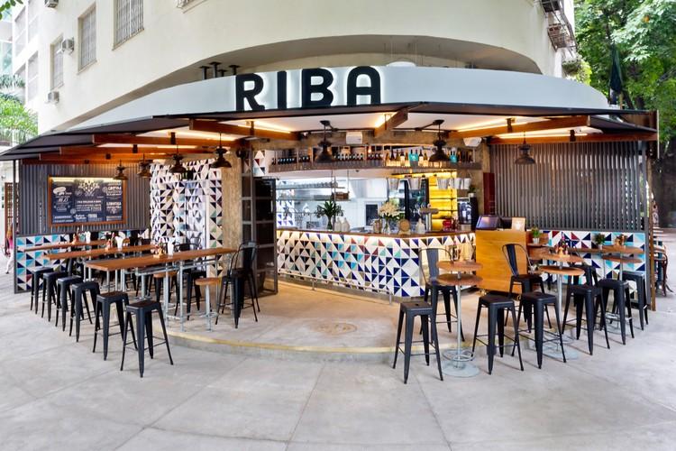 Riba / SuperLimão Studio + André Piva Arquitetura, ©  Anna Fischer
