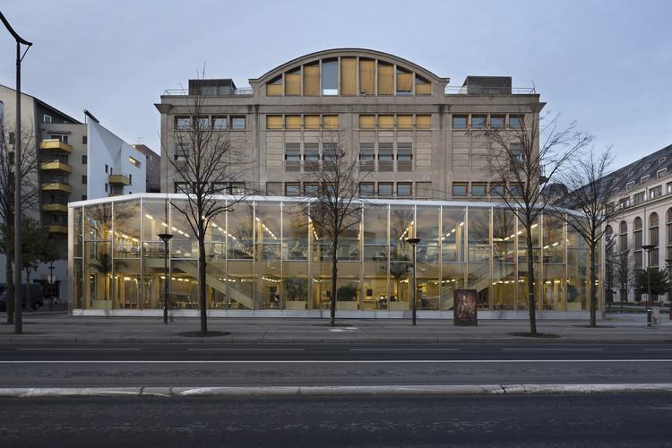 Halle Aux Farines / KOZ architectes, © Cécile Septet