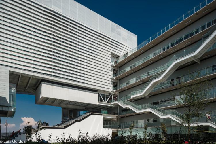 CENTRO / TEN Arquitectos, © Luis Gordoa