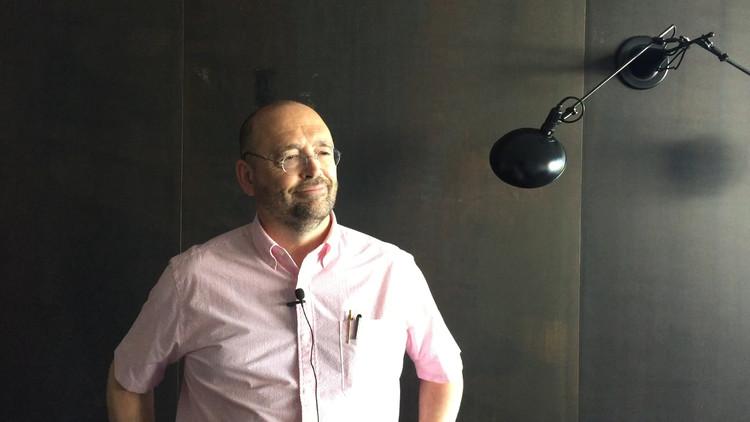 Francisco Mangado + Luis Fernández-Galiano: 'Las crisis siempre engendran un gran potencial crítico'