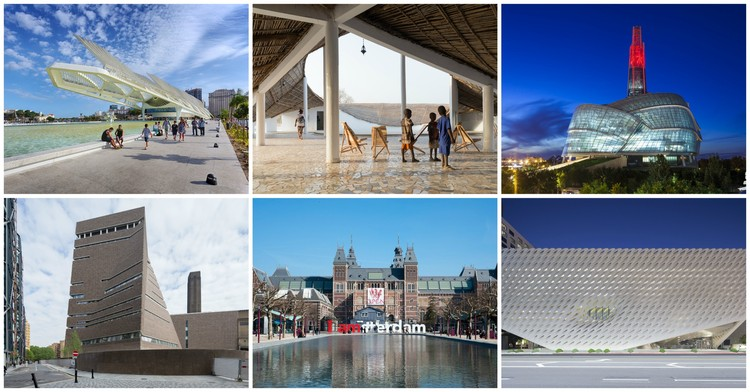DS+R, Calatrava Among Winners of 2016 Leading Culture Destinations Awards