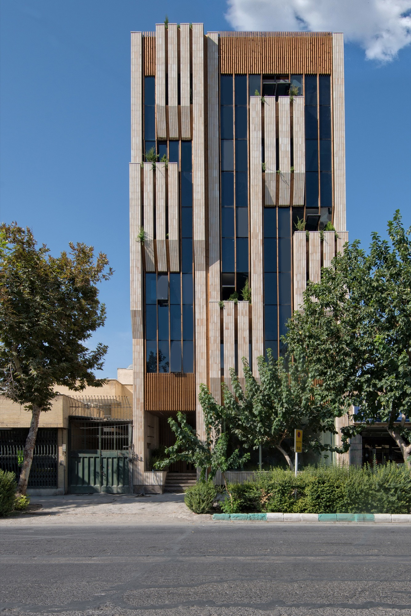 Architects Sarsayeh Architectural Office Sarsayeh Architectural Office