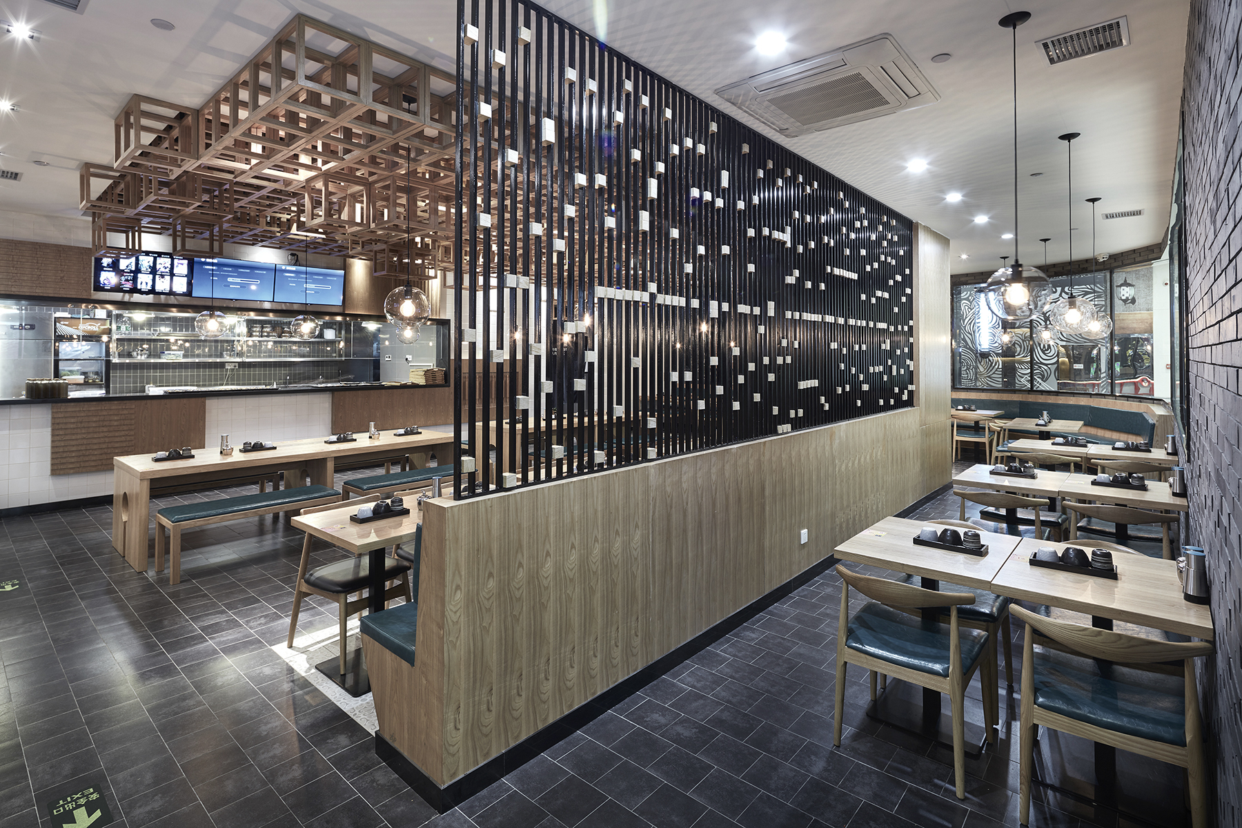 Modern Open Kitchen Design Gallery Of 2016 Restaurant Amp Bar Design Awards Announced 27