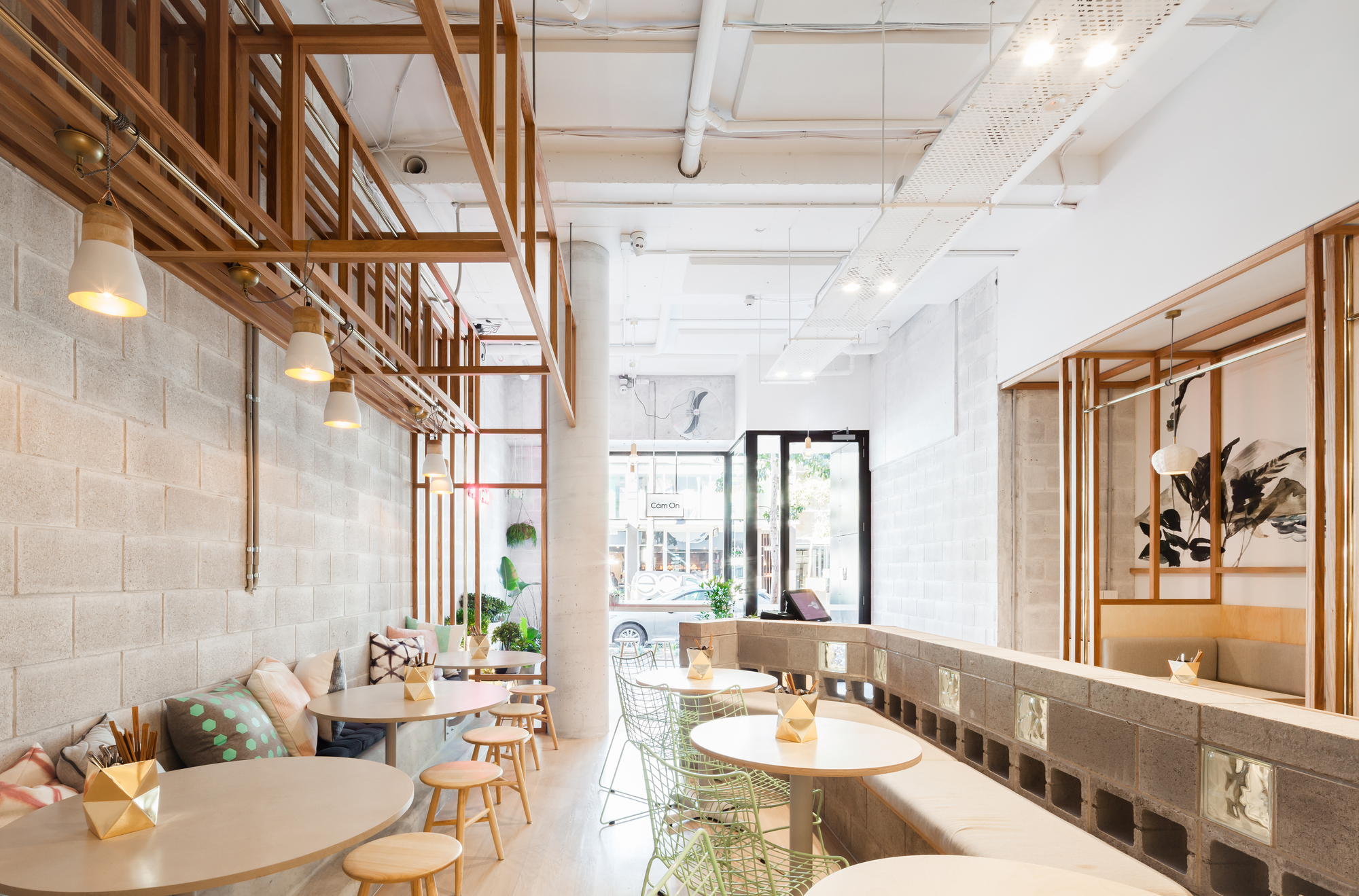 Gallery of restaurant bar design awards announced