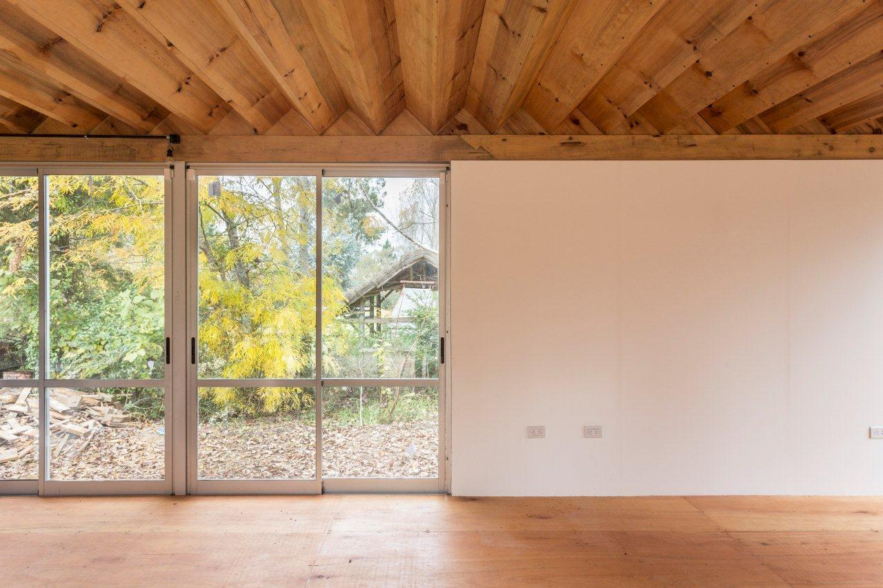 Galer a de casa de madera estudio borrachia 36 - Casa de madera de ocasion ...