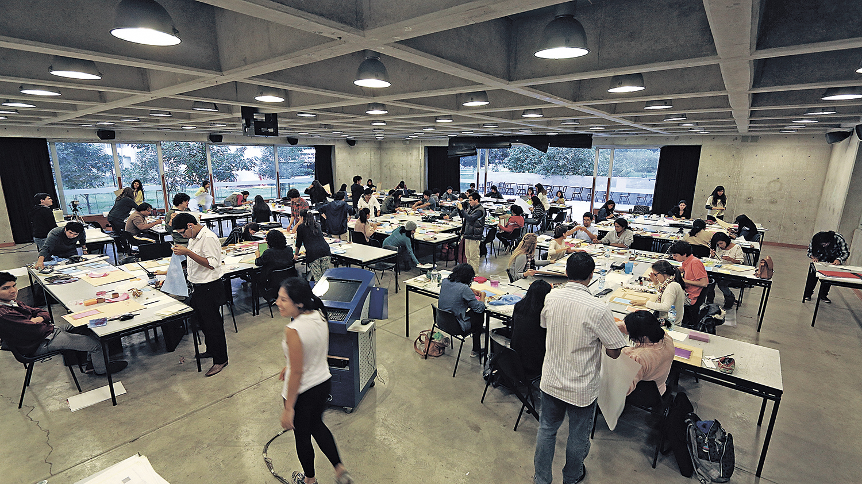 Galer A De D Nde Estudiar Arquitectura En El Per 12