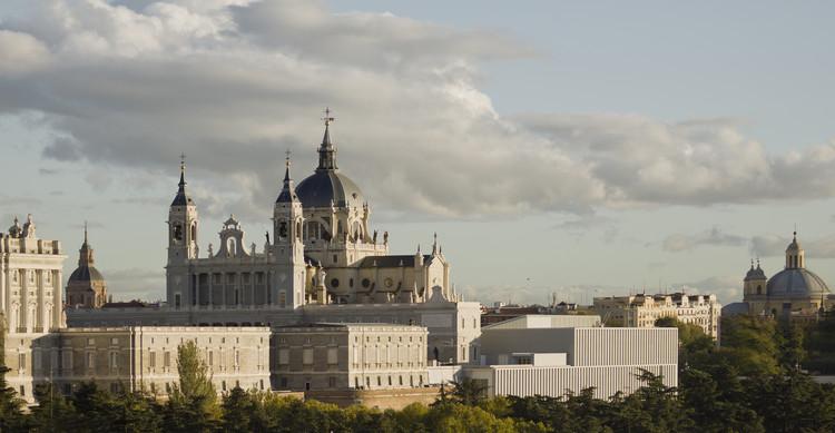 Conoce las obras ganadoras de los premios COAM 2016, Primer Premio COAM 2016: Museo de las Colecciones Reales / Mansilla + Tuñón Arquitectos. Image Cortesía de COAM