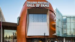 College Football Hall of Fame / Tvsdesign