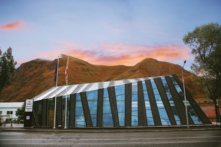 Public Service Hall in Stepantsminda / MHD Group, © Nukri Mandzulashvili