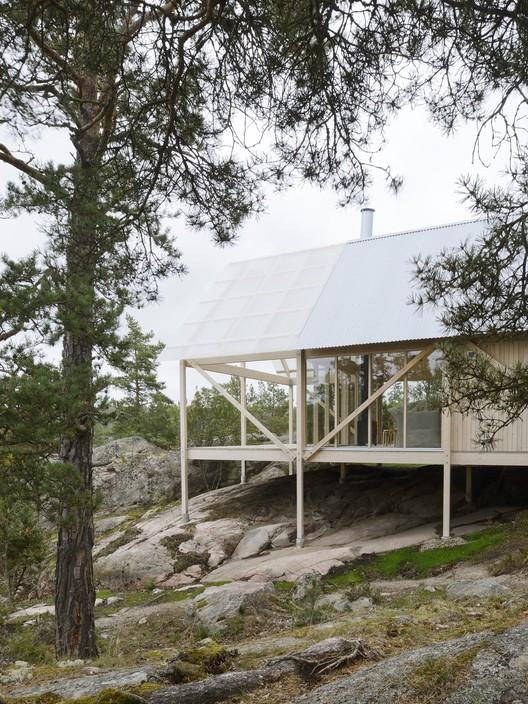 Viggsö / Arrhov Frick Arkitektkontor, © Mikael Olsson