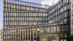 Boulogne-Billancourt Office  / Studioninedots  + Ateliers 115