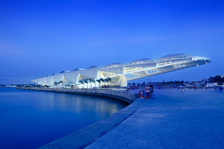 Museu do Amanhã de Santiago Calatrava é eleito o melhor destino cultural da América do Sul, Museo del Mañana / Santiago Calatrava. Image © Gustavo Xavier