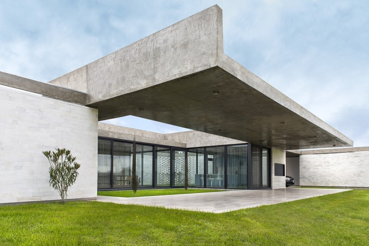 Casa RB / Fritz + Fritz Arquitectos, © Quiroga + Caraffa