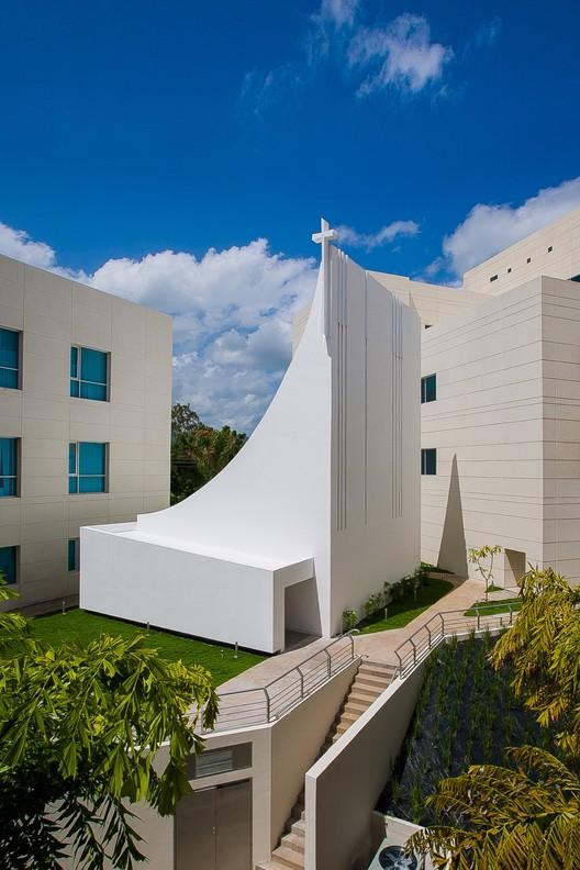 Capilla Del Espíritu santo  / Ricci Architetti Studio, © Carlos Berrios