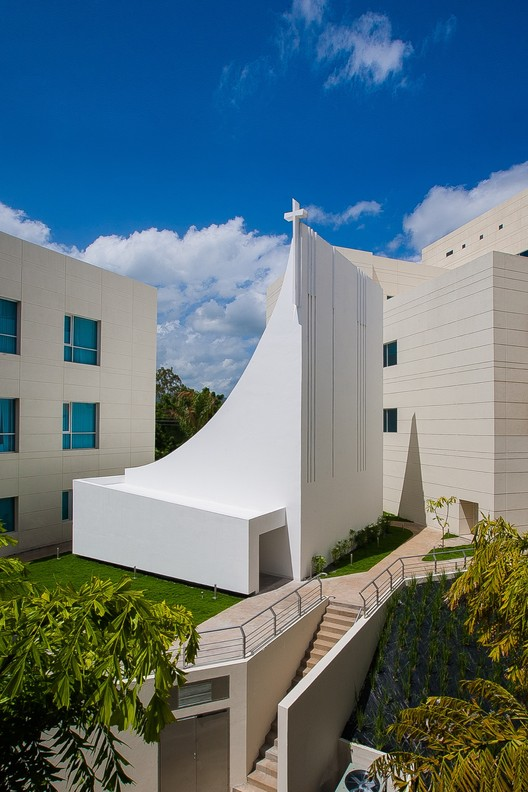 Holy Ghost Chapel / Ricci Architetti Studio, © Carlos Berrios
