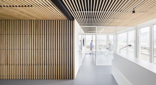 Fondation des Terrains Industriels Headquarters / Studio Banana