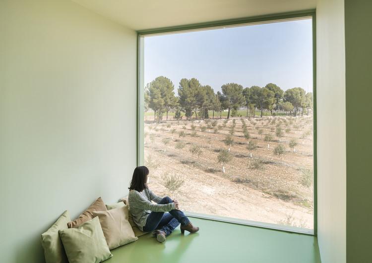 Rural Hotel Complex  / ideo arquitectura, © Imagen Subliminal