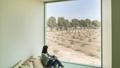 Rural Hotel Complex  / Ideo arquitectura
